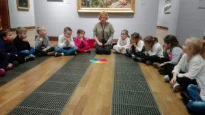 Wycieczka do Muzeum Narodowego – Grupa II i III