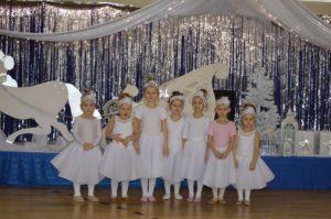 Gminny Przedszkolny Festiwal Tańca Zimowego